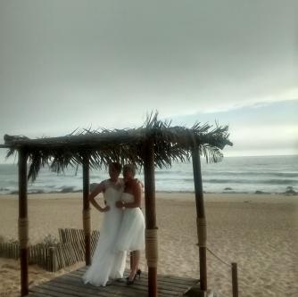 Matrimonio sull' Oceano