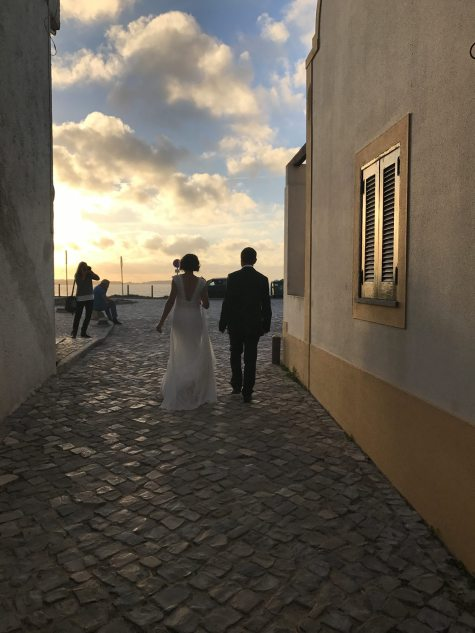 Wedding in Peniche